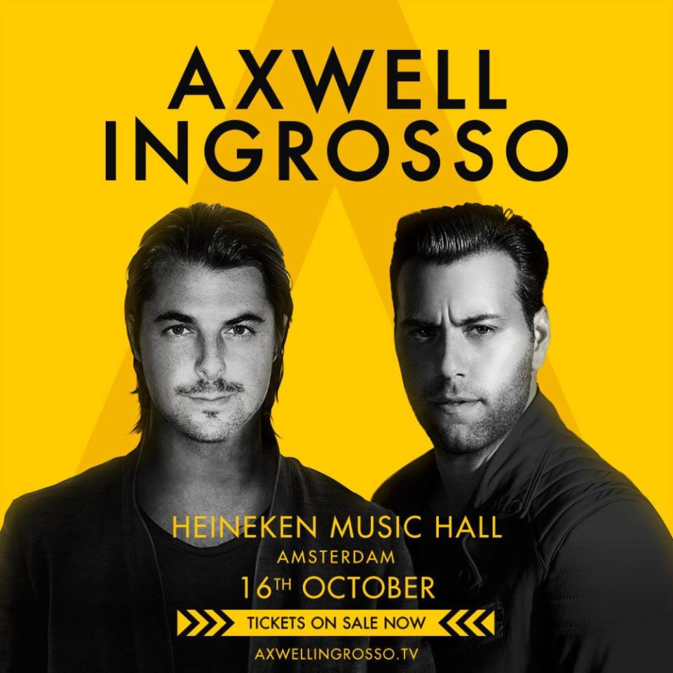 Axwell Tour